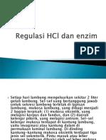 Regulasi HCl Dan Enzim