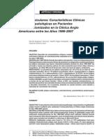 Polipos Vesiculares Carct Clinicas y Anatom