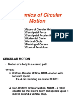 Dynamics of Circular Motion (Edited)
