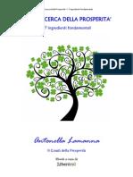 Estratto di Alla Ricerca Della Prosperità di  Antonella Lamanna