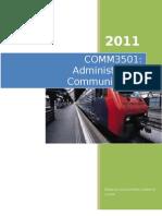 Administrative Communication