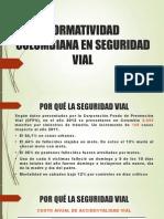 Normatividad Colombiana en Seguridad Vial