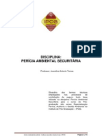 Glossario Utilizado Na Pericia Securitaria - Professor Juscelino Tomas