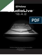 Manual de Studio Live