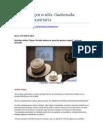 02 Prensa Comunitaria (Hasta 23-Abr-2013) - Juicio Por Genocidio en Guatemala
