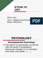 Bio Psyc Unit 2