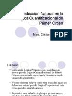 7. Deducci€ón Natural Cuantificacional
