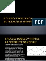 Etileno, Propileno y Butileno (Gas Natural