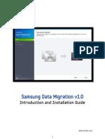 Samsung SSD Data Migration User Manual English v1.0