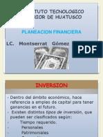 1planeacion financiera