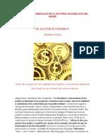 EL FACTOR  ECONÓMICO - 1era. Parte