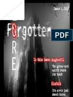 Forgotten Lore #1