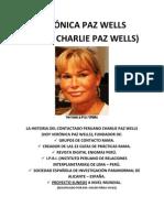 La Historia Del Peruano Charlie Paz Wells y El Proyecto Sunesis