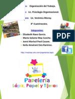 Proyecto Papeleria.