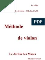 Methode 1 Violon