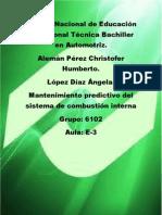 Mantenimiento Predictivo (Aleman Perez)