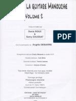 [JAZZ GUITAR] - Les Astuces de La Guitare Manouche Vol.2 - Tabs