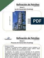Refinacion de Petroleo (Cracking)