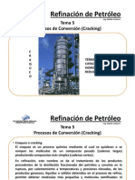 Refinacion de Petroleo (Cracking)