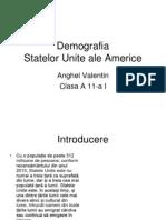 Demografia americii