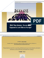 Ageless Secrets eBook