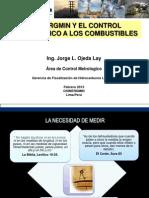 Actividades de Metrologia Ceu - Feb 2013 -Jorge Ojeda