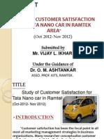 MBA Project Report by Mr. Vijay L. Ikhar