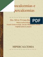 Hipocalcemias_Hipercalcemias