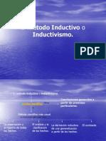 El método Inductivo o Inductivismo