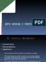 Arte Griego Helénico y Elenístico