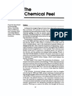 The Chemical Peel
