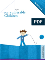White Paper for Vulnerable Children Volume 1