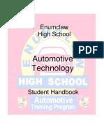 At Student Handbook