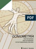 Libro Goniometria