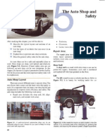 Chapter 5 - The Auto Shop Safety