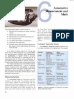 Chapter 6 - Automotive Measurement Math