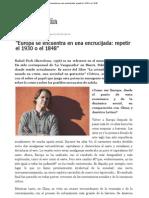Poch, R. Europa en 1 encrucijada, repetir 1930 o 1848, 8-12.pdf