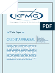 White Paper Credit Appraisal (2)