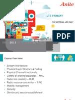 LTE Primary