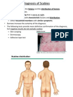 How to Diagnose Scabies