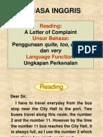 a-letter-of-complaint.ppt