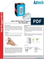 Aztech WL559E DataSheet