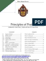Principles of Prasna