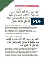 doa exam