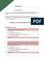Composer Trial Procedure&Survey