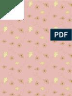 Floral Patterned Paper