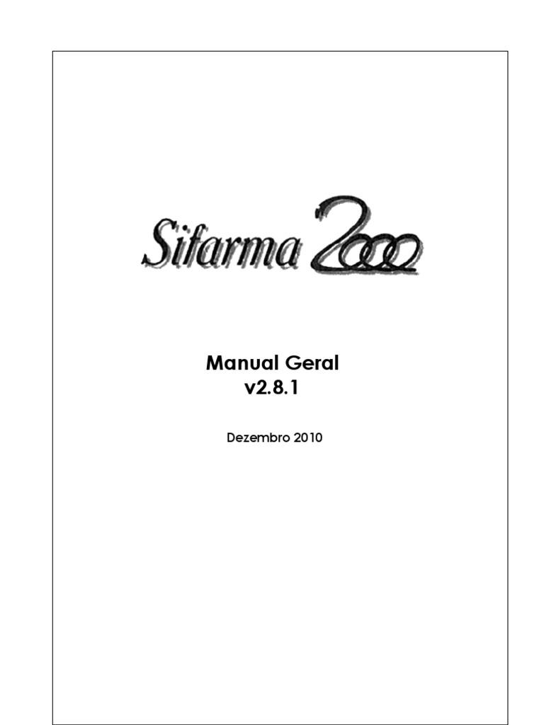 Manual Sifarma 2000