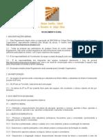 Regulamento Da Gincana Cientifica Cultural e Recreativa Do Colegio Educar