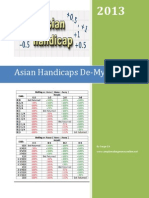 Asian Handicaps de-Mystified
