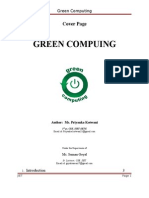 51161349 Green Computing